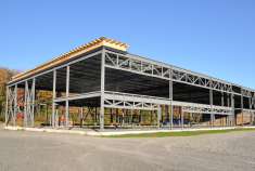 Industrial building (24 000sq.ft.), Saint-Janvier