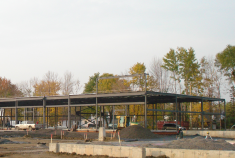 Centre commercial (62 000pi²), Sainte-Rose