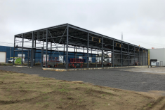 Innovaplast Warehouse in Terrebonne (12,585 sq. Ft.)