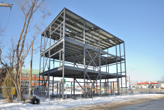 Multi-tenant building on Herron Road in Dorval (9,500 sq. Ft.)